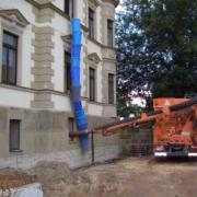 Referenz Altbausanierung - TUR Saugbaggerdienst GmbH