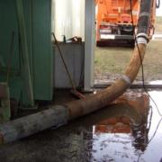 Referenz Umweltkatastrophen - TUR Saugbaggerdienst GmbH